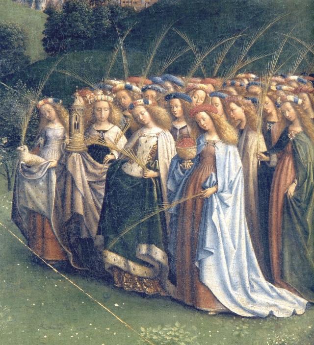 Grupul femeilor martire